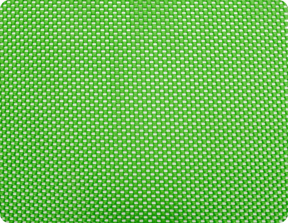 Коврик кухонный Regent Inox Mat, универсальный, цвет: зеленый, 31 х 26 см93-AC-MT-26.3Коврик Regent Inox Mat изготовлен из вспененного поливинилхлорида и оснащен армированной нитью. Мягкий, гибкий, легкий, прочный, практичный и гигиеничный коврик, абсорбирует влагу и позволит бережно просушить кружки, фужеры, любую посуду. Обладает противоскользящими свойствами, идеален в виде подставки для скользких поверхностей. Защита деликатных поверхностей от повреждений, сколов и царапин, удобно применять в холодильнике и на кухонных поверхностях. Использование в качестве сервировочной салфетки, защита стола от пятен и царапин. Моется водой с использованием обычных моющих средств. Не применять в качестве подставки под горячее.