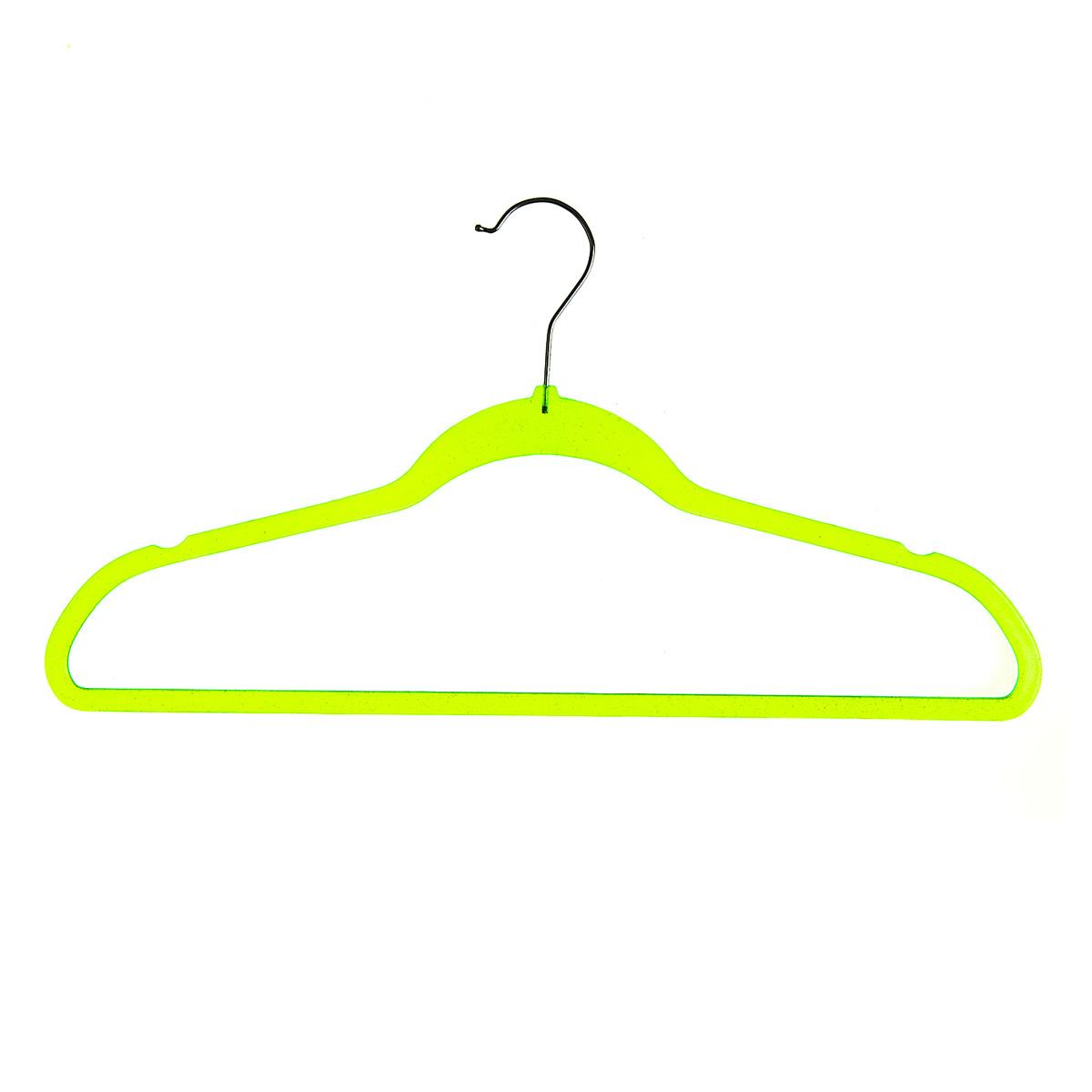 Вешалка HomeQueen, акриловая, с перекладиной, цвет: зеленый, длина 45 см12723Вешалка для одежды HomeQueen, выполненная из акрила и металла, идеально подойдет для разного вида одежды. Она имеет надежный крючок и перекладину для брюк.Вешалка - это незаменимая вещь для того, чтобы ваша одежда всегда оставалась в хорошем состоянии.Размер вешалки: 45 х 0,5 х 22 см.