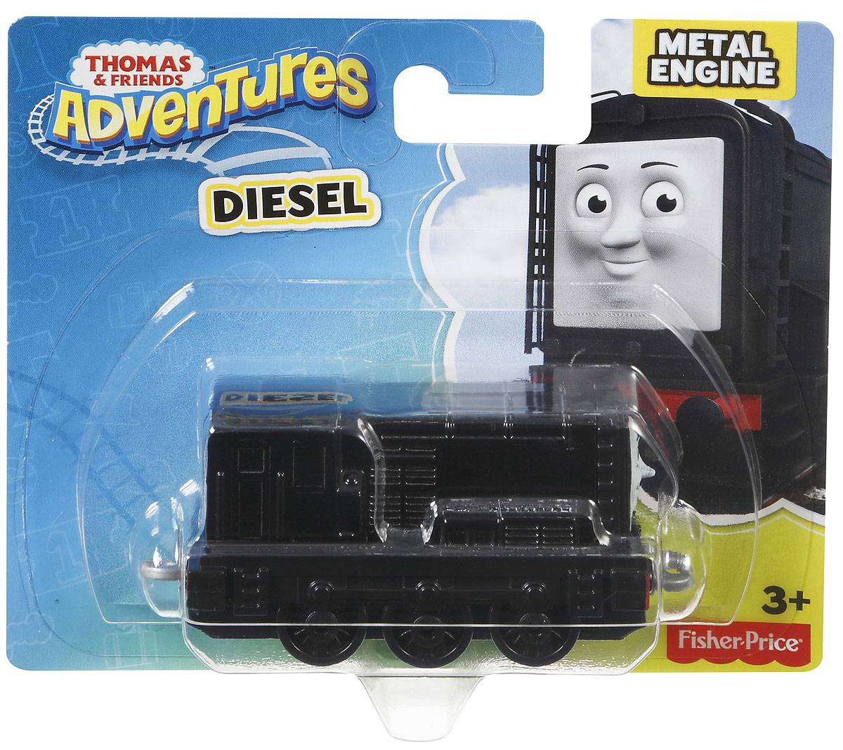 Thomas & Friends Паровозик Дизель
