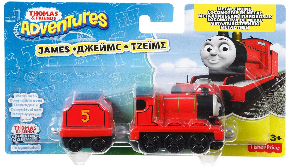 Thomas & Friends Паровозик Джеймс DXR61
