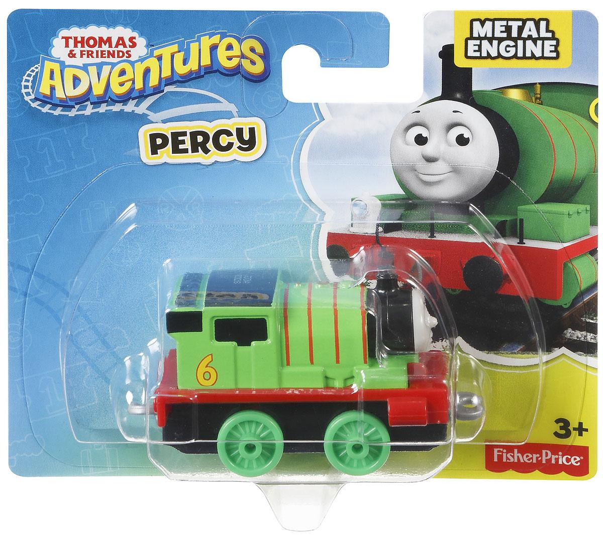 Thomas & Friends Паровозик Перси