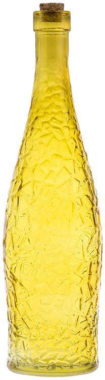Бутылка для масла и уксуса Elan Gallery, цвет: янтарный, 700 млFD-59Стильная бутылка для жидкостей. Подойдет для хранения масел, соусов или уксуса. Эффектно впишется в любой интерьер.Размер бутылки: 8 х 8 х 30 см. Объем бутылки: 700 мл.
