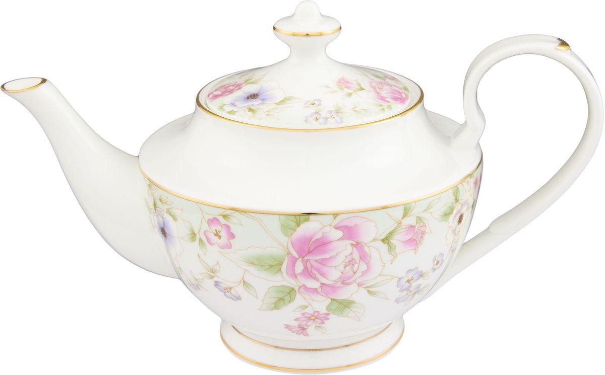 Чайник заварочный Elan Gallery Карнавал цветов, 900 мл54 009312Изящный вместительный чайник с удобной ручкой и широким носиком. В основании носика сделаны фильтрующие отверстия от попадания чаинок в чашку. Модель сделана из сырья отличного качества приятного цвета. Эти чайники Elan Gallery отлично дополнят любой лук и преподнесут вас в правильном свете и на презентации и на улице. Данный товар станет замечательной покупкой или презентом коллеге. Изделие имеет подарочную упаковку.Объем чайника: 900 мл.Размер чайника: 23,5 х 13,5 х 13,5 см.