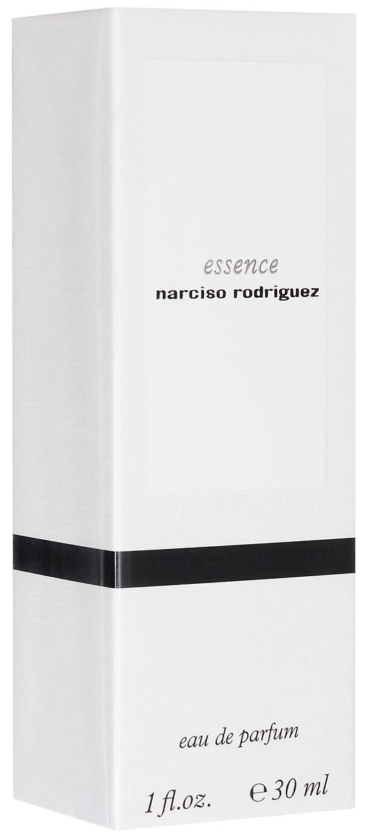 Narciso Rodrigues Essence Парфюмерная вода женская, 30 мл1301028Мускус, знаковая нота Нарцисо Родригеса, находится в сердце аромата, в новой ольфактивной композиции, созданной известным парфюмером Альберто Морилльясом. В новом аромате собраны вместе: современный, светящийся и вибрирующий мускус, шквал лепестков розы, облако ароматного ириса и капелька янтаря. Это цветочное благоухание, чувственное и яркое! Ноты мускуса, ставшие ольфактивным подчерком Нарцисо, снова в сердце аромата.Цветочный, усовершенствованный мускус, наполненный сиянием солнечного света, чистый и прозрачный, словно весеннее небо. Essence, аромат современной богини, новое видение женского идеала от Нарцисо: современная, женственная, чувственная, светлая и безупречно красивая. Ноты аромата: ирис, роза из Непала, сиамский бензоин и мускус.