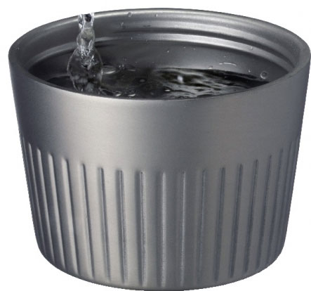 Крышка-чашка Primus Trailbreak Cup, цвет: серый2231Крышка-чашка Primus Trailbreak Cup S/S