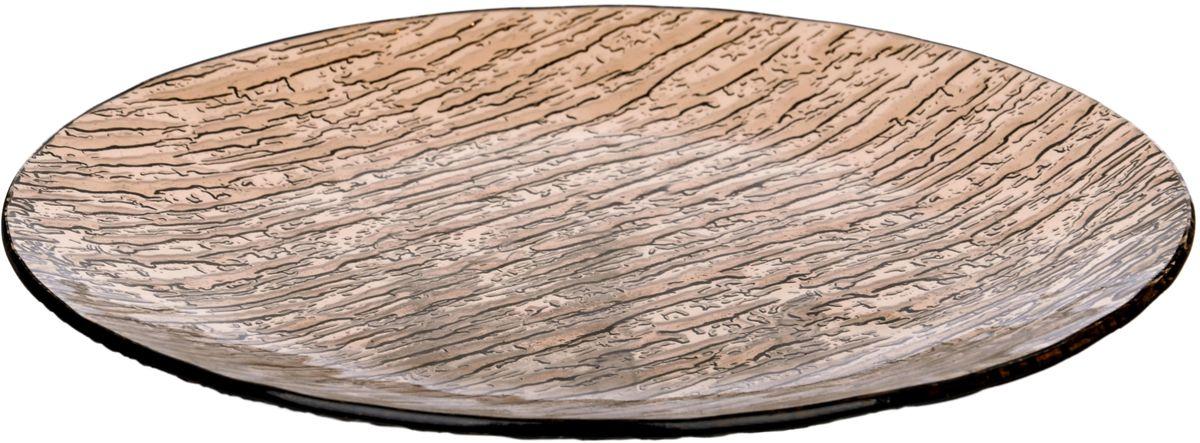 Тарелка обеденная Арт Дон Водопад, диаметр 24 см54 009312Посуду в бесцветном варианте и в бронзе можно мыть в ПММ. Допускается использование в СВЧ. Рекомендуется избегать любого механического воздействия на стекло во избежание его крушения. Узорчатое стекло изготавливается методом его нагрева и проката по твердому основанию, которое имеет заданный рельеф. При остывании такого стекла получается изделие, наделенное рельефным узором. Для такой обработки подходит окрашенное в массе, осветленное или обыкновенное стекло. На выходе мы получаем безопасную посуду из моллированного (изогнутого) узорчатого стекла, которая имеет рифленую поверхность снаружи и гладкую внутри. Наличие множества граней преломляет свет, из-за чего посуда выглядит ярко, необычно, оригинально.