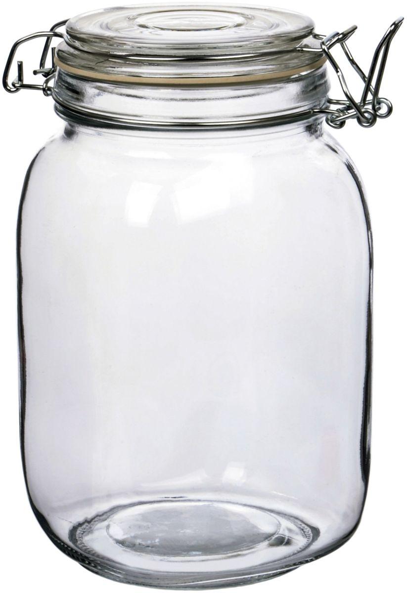 Банка для сыпучих продуктов Zibo Shelley, со стеклянной крышкой, 1,4 лVT-1520(SR)Банка для продуктов Zibo Shelley предназначена для хранения кофе, чая, сахара, круп и других сыпучих продуктов. Ваши продукты всегда в ценности и сохранности, когда они находятся в банке для продуктов Zibo Shelley.Изящная емкость не только поможет хранить разнообразные сыпучие продукты, но и стильно дополнит интерьер кухни.