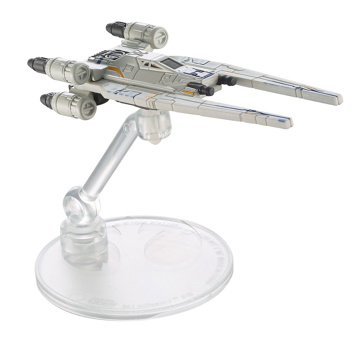 Hot Wheels Star Wars Космический корабль Rebel U-wing Fighter - Транспорт, машинки
