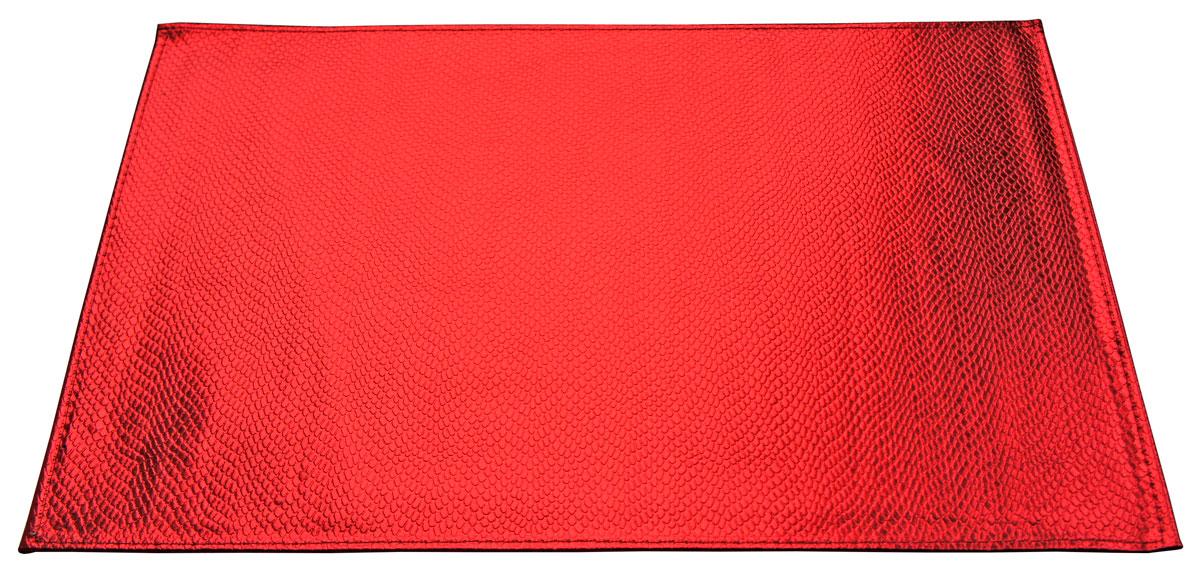 Набор салфеток сервировочных GiftnHome Кожа Красная, 30 х 45 см, 2 шт115510Сервировочные салфетки используются для сервировки стола и для интерьерных решений, они защищают поверхности от следов пищи, влаги и горячей посуды - это предметы создающие настроение. Авторские дизайны от Креативной студии AntonioK - сделают Вашу сервировку яркой и стильной!