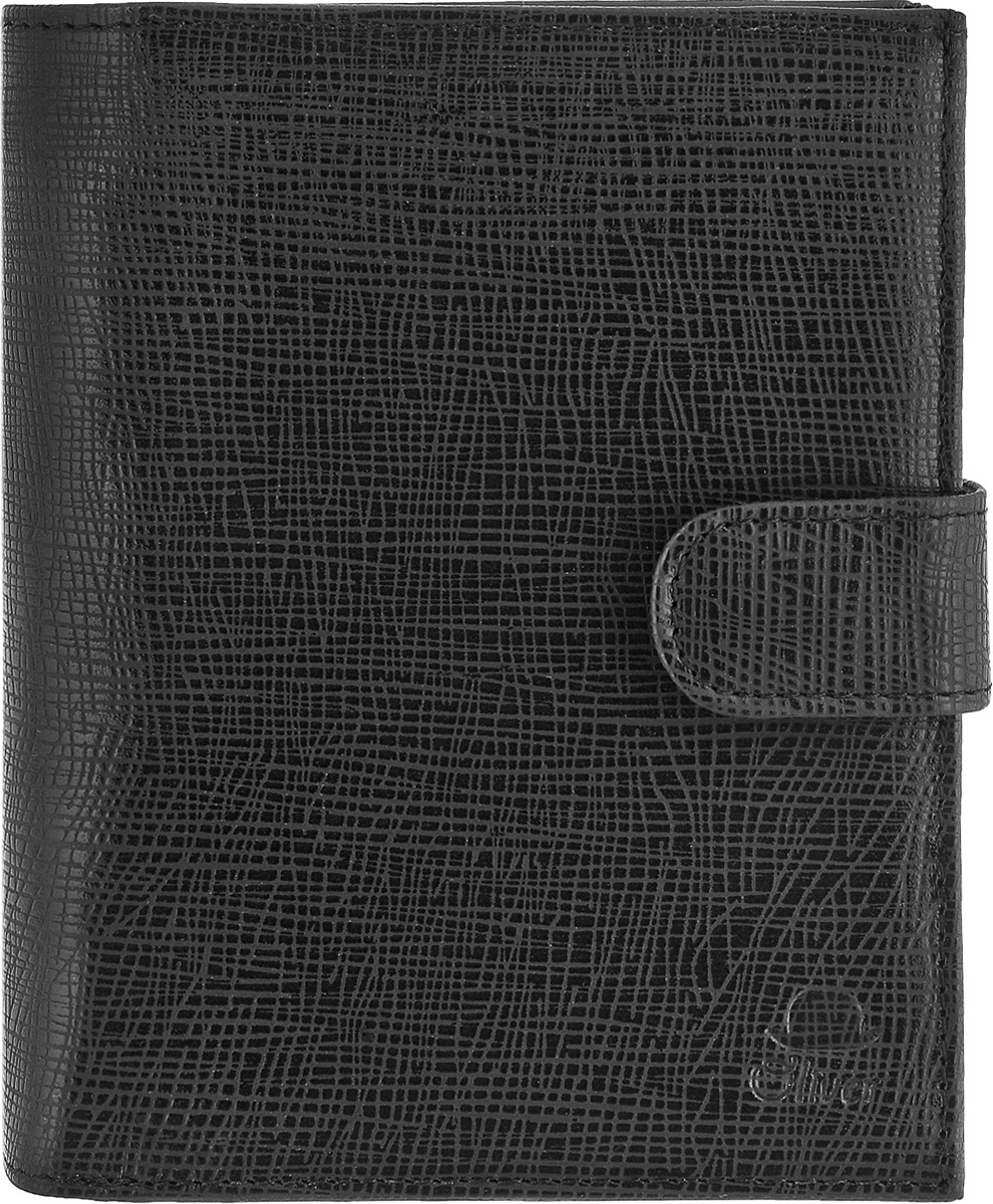 Портмоне мужское Dimanche Oliver, цвет: черный. 235INT-06501Стильное мужское портмоне Dimanche Oliver выполнено из натуральной кожи с фактурным тиснением. Закрывается изделие на хлястик с кнопкой. Внутри имеются три отделения для купюр, одно из которых на застежке-молнии, два боковых кармана, двенадцать кармашков для визиток и пластиковых карт, один из которых с прозрачным окошком, прорезной карман для sim-карты, блок из прозрачного пластика с пятью файлами и отделение для паспорта с двумя прозрачными карманами.Изделие упаковано в фирменную коробку.Стильное портмоне Dimanche Oliver станет отличным подарком для человека, ценящего качественные и практичные вещи.