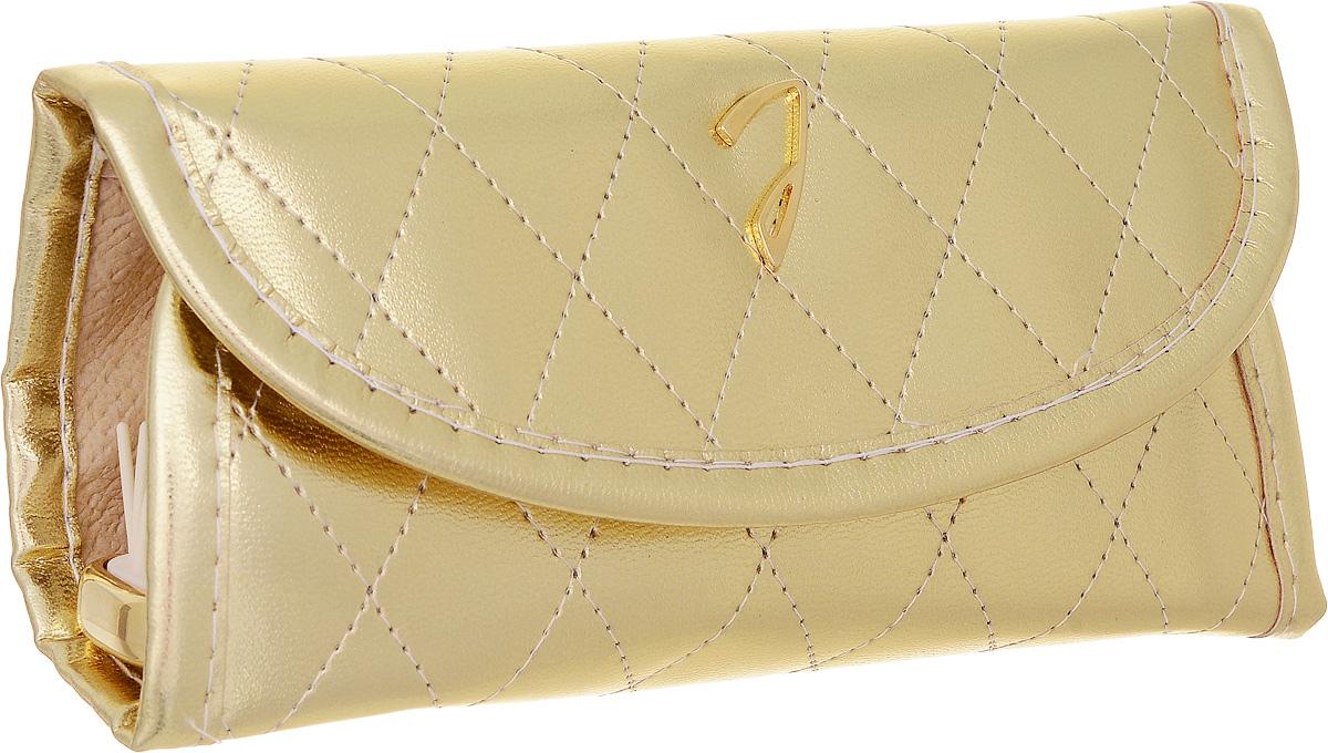 Janeke Косметичка женская, A1972INT-06501Марка Janeke – мировой лидер по производству расчесок, щеток, маникюрных принадлежностей, зеркал и косметичек. Марка Janeke, основанная в 1830 году, вот уже почти 180 лет поддерживает непревзойденное качество своей продукции, сочетая новейшие технологии с традициями старых миланских мастеров. Все изделия на 80% производятся вручную, а инновационные технологии и современные материалы делают продукцию марки поистине уникальной. Стильный и эргономичный дизайн, яркие цветовые решения – все это приносит истинное удовольствие от использования аксессуаров Janeke. Какая женщине не мечтает о красивой косметичке? Только та, у которой она уже есть. Удобные и яркие, вместительные и прочные – Janeke представляет косметички на любой, даже самый взыскательный вкус.Состав (материал верха): 80% полиуретан, 15% вискоза, 5% полиэстер.