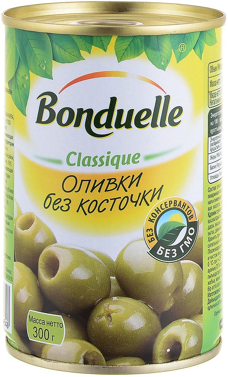 Bonduelle оливки без косточек, 300 г3468Молодые ягоды оливкового дерева тщательно отбираются по цвету и размеру, чтобы украсить ваш стол. Кроме того, это незаменимый источник полиненасыщенных жирных кислот и антиоксидантов.