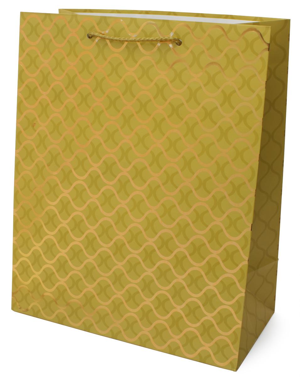 Пакет подарочный МегаМАГ Premium, 26,4 х 32,7 х 13,6 см. 3033 LP3033 LPПодарочный пакет МегаМАГ, изготовленный из плотной ламинированной бумаги, станет незаменимым дополнением к выбранному подарку. Для удобной переноски на пакете имеются ручки-шнурки.Подарок, преподнесенный в оригинальной упаковке, всегда будет самым эффектным и запоминающимся. Окружите близких людей вниманием и заботой, вручив презент в нарядном, праздничном оформлении.