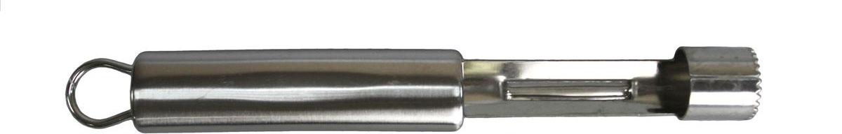 Нож для удаления сердцевины яблокаVetta Альфа882053Нож Vetta из нержавеющей стали, специально созданный для того чтобы легко убирать сердцевину из середины яблока, даже самого большого и крепкого.