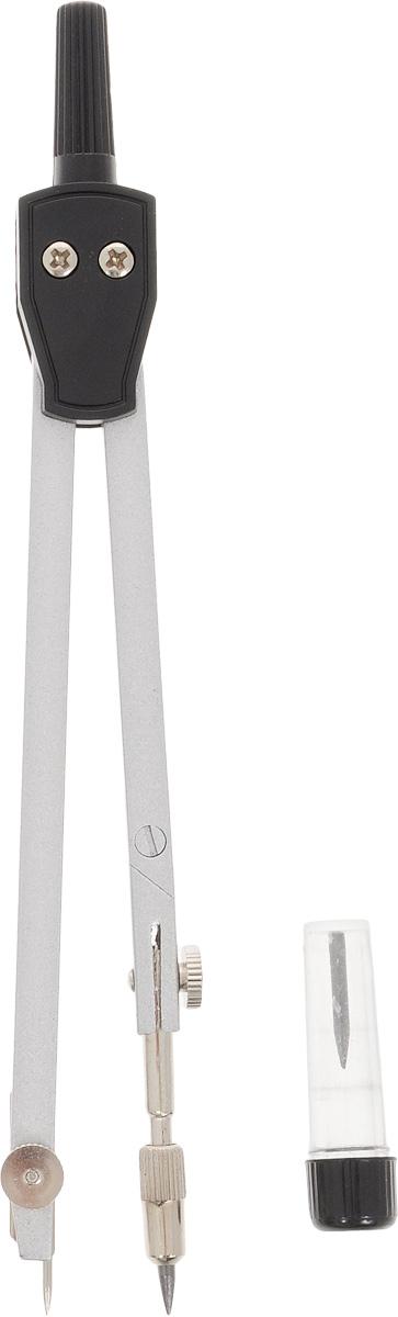 Готовальня Perfecta Studio состоит из металлического циркуля с пластиковым держателем и рейсфедером, коленным соединением и подстраиваемой иглой. Благодаря высокому качеству материалов и сборки, надежные чертежные инструменты Perfecta прослужат вам много лет. Отличный выбор и для учащихся, и для профессионалов. Предметы упакованы в пластиковый футляр с прозрачной крышкой.