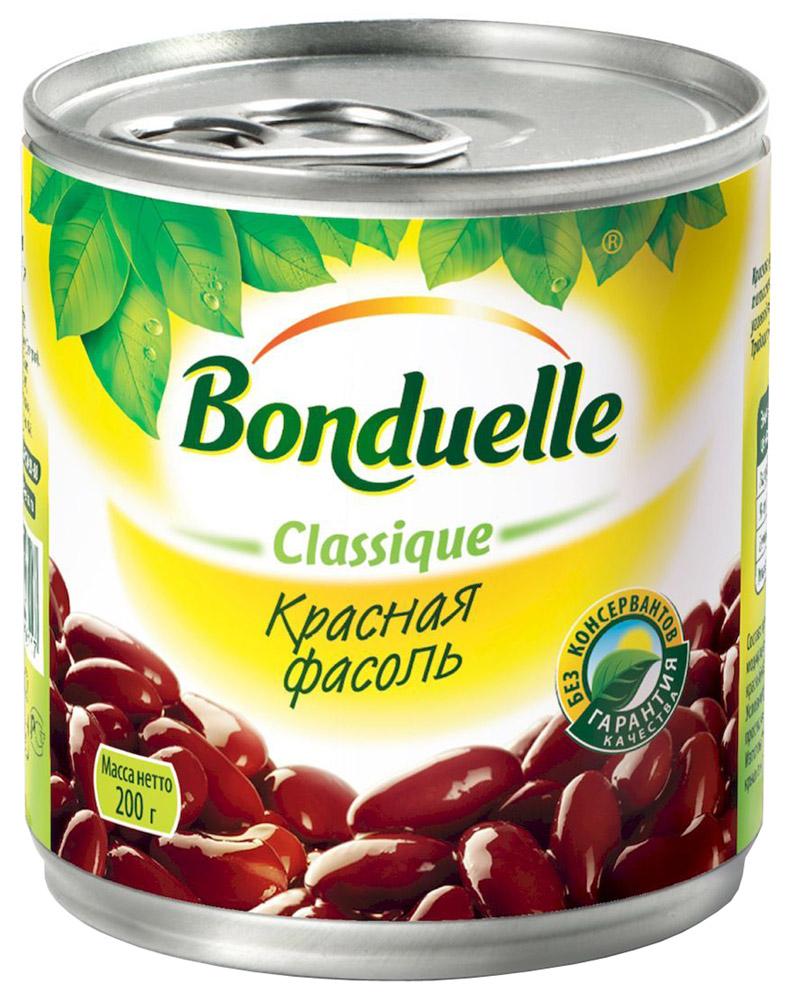 Bonduelle красная фасоль, 200 г3373Красная фасоль Bonduelle приготовлена по классической технологии в оригинальной пряной заливке с добавлением паприки, белого перца и чеснока.Уважаемые клиенты! Обращаем ваше внимание, что полный перечень состава продукта представлен на дополнительном изображении.