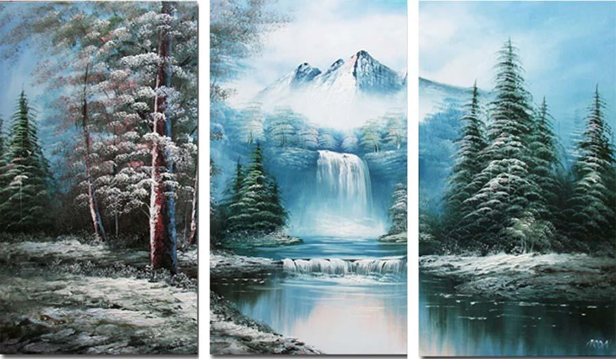Картина Арт78 Озеро, модульная, 160 х 120 см. арт780093арт780065-2Ничто так не облагораживает интерьер, как хорошая картина. Особенную атмосферу создаст крупное художественное полотно, размеры которого более метра. Подобные произведения искусства, выполненные в традиционной технике (холст, масляные краски), чрезвычайно капризны: требуют сложного ухода, регулярной реставрации, особого микроклимата – поэтому они просто не могут существовать в условиях обычной городской квартиры или загородного коттеджа, и требуют больших затрат. Данное полотно идеально приспособлено для создания изысканной обстановки именно у Вас. Это полотно создано с использованием как традиционных натуральных материалов (холст, подрамник - сосна), так и материалов нового поколения – краски, фактурный гель (придающий картине внешний вид масляной живописи, и защищающий ее от внешнего воздействия). Благодаря такой композиции, картина выглядит абсолютно естественно, и отличить ее от традиционной техники может только специалист. Но при этом изображение отлично смотрится с любого расстояния, под любым углом и при любом освещении. Картина не выцветает, хорошо переносит даже повышенный уровень влажности. При необходимости ее можно протереть сухой салфеткой из мягкой ткани.
