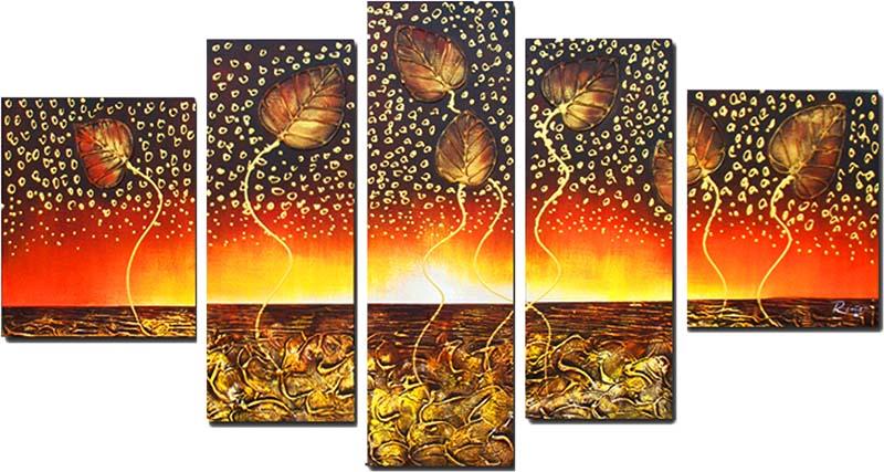 Картина Арт78 Другой мир, модульная, 200 х 120 см. арт780102арт780049-2Ничто так не облагораживает интерьер, как хорошая картина. Особенную атмосферу создаст крупное художественное полотно, размеры которого более метра. Подобные произведения искусства, выполненные в традиционной технике (холст, масляные краски), чрезвычайно капризны: требуют сложного ухода, регулярной реставрации, особого микроклимата – поэтому они просто не могут существовать в условиях обычной городской квартиры или загородного коттеджа, и требуют больших затрат. Данное полотно идеально приспособлено для создания изысканной обстановки именно у Вас. Это полотно создано с использованием как традиционных натуральных материалов (холст, подрамник - сосна), так и материалов нового поколения – краски, фактурный гель (придающий картине внешний вид масляной живописи, и защищающий ее от внешнего воздействия). Благодаря такой композиции, картина выглядит абсолютно естественно, и отличить ее от традиционной техники может только специалист. Но при этом изображение отлично смотрится с любого расстояния, под любым углом и при любом освещении. Картина не выцветает, хорошо переносит даже повышенный уровень влажности. При необходимости ее можно протереть сухой салфеткой из мягкой ткани.