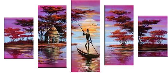 Картина Арт78 Озеро Жизни, модульная, 90 х 50 см. арт780056-3D_010Ничто так не облагораживает интерьер, как хорошая картина. Особенную атмосферу создаст крупное художественное полотно, размеры которого более метра. Подобные произведения искусства, выполненные в традиционной технике (холст, масляные краски), чрезвычайно капризны: требуют сложного ухода, регулярной реставрации, особого микроклимата – поэтому они просто не могут существовать в условиях обычной городской квартиры или загородного коттеджа, и требуют больших затрат. Данное полотно идеально приспособлено для создания изысканной обстановки именно у Вас. Это полотно создано с использованием как традиционных натуральных материалов (холст, подрамник - сосна), так и материалов нового поколения – краски, фактурный гель (придающий картине внешний вид масляной живописи, и защищающий ее от внешнего воздействия). Благодаря такой композиции, картина выглядит абсолютно естественно, и отличить ее от традиционной техники может только специалист. Но при этом изображение отлично смотрится с любого расстояния, под любым углом и при любом освещении. Картина не выцветает, хорошо переносит даже повышенный уровень влажности. При необходимости ее можно протереть сухой салфеткой из мягкой ткани.