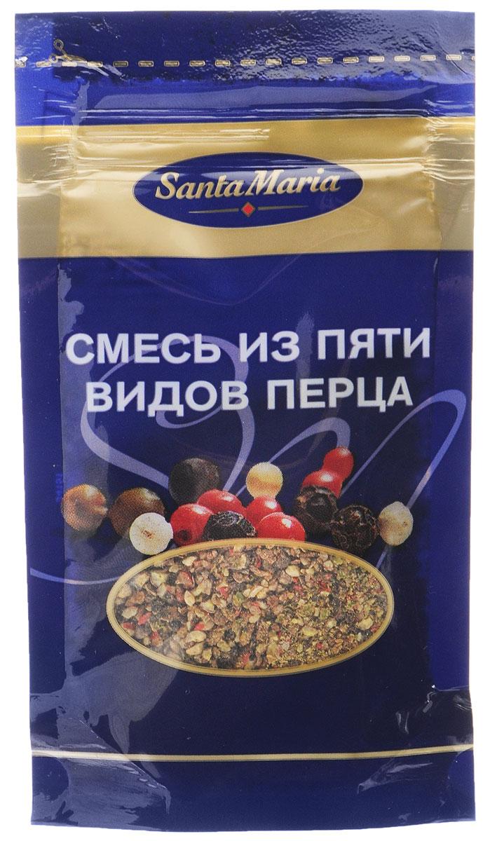 Santa Maria Смесь из пяти видов перца, 16 г