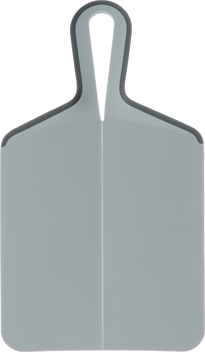 Доска разделочная Zeller, 39 х 21,5 см94672Разделочная доска Zeller, изготовленная из пищевого пластика, займет достойное место среди аксессуаров на вашей кухне. Она прекрасно подойдет для нарезки любых продуктов. Доска устойчива к деформации и высоким температурам, оснащена ручкой для более удобного использования.Функциональная и простая в использовании, разделочная доска Zeller прекрасно впишется в интерьер любой кухни и прослужит вам долгие годы. Не рекомендуется мыть в посудомоечной машине.Размер доски: 39 х 21,5 см.Толщина доски: 0,5 см.