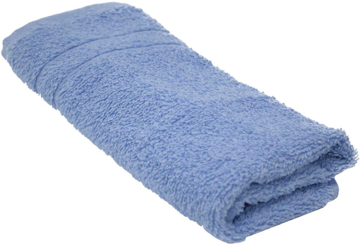 Полотенце Proffi Home Модерн, цвет: голубой, 30 x 50 смS03301004Мягкое махровое полотенцеProffi Home Модерн отлично впитывает влагу и быстро сохнет, приятно в него завернуться после принятия ванны или посещения сауны. Поэтому данное махровое полотенце можно использовать в качестве душевого, банного или пляжного полотенца. Состав: 100% хлопок.