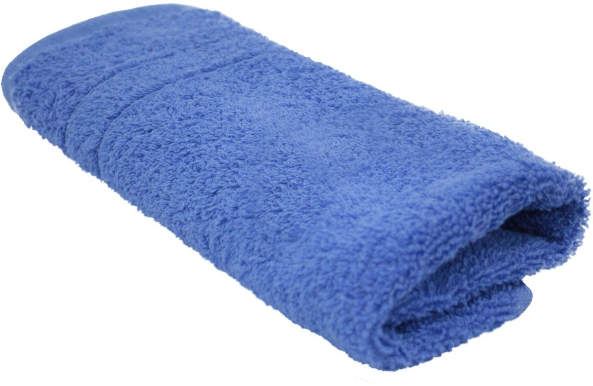 Полотенце Proffi Home Модерн, цвет: синий, 30 x 50 см68/5/3Мягкое махровое полотенцеProffi Home Модерн отлично впитывает влагу и быстро сохнет, приятно в него завернуться после принятия ванны или посещения сауны. Поэтому данное махровое полотенце можно использовать в качестве душевого, банного или пляжного полотенца. Состав: 100% хлопок.