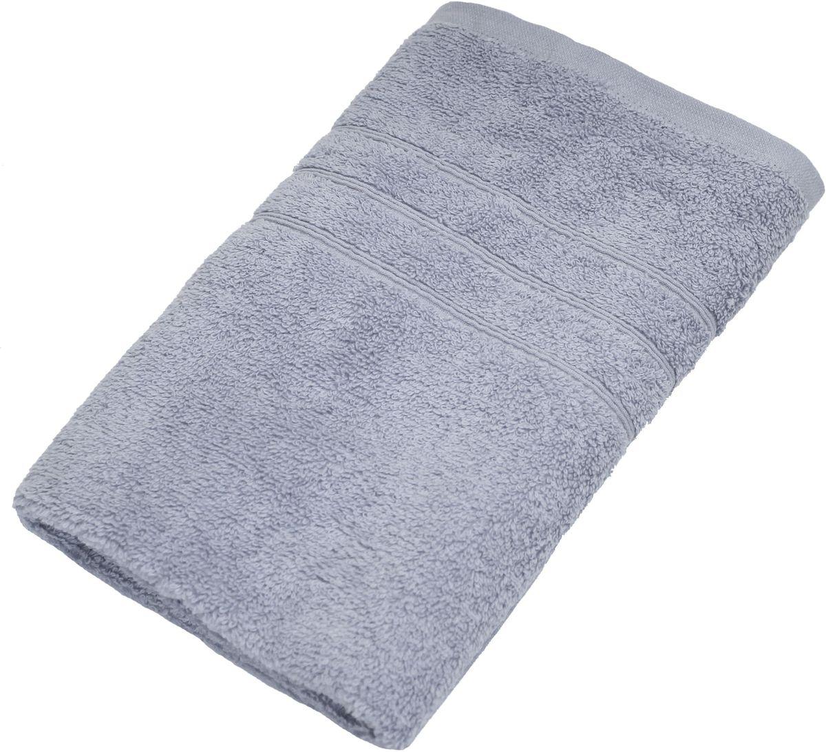 Полотенце Proffi Home Модерн, цвет: серый, 50 x 100 см391602Мягкое махровое полотенцеProffi Home Модерн отлично впитывает влагу и быстро сохнет, приятно в него завернуться после принятия ванны или посещения сауны. Поэтому данное махровое полотенце можно использовать в качестве душевого, банного или пляжного полотенца. Состав: 100% хлопок.