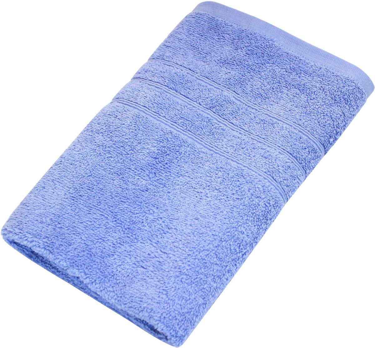 Полотенце Proffi Home Модерн, цвет: голубой, 50 x 100 см1004900000360Мягкое махровое полотенцеProffi Home Модерн отлично впитывает влагу и быстро сохнет, приятно в него завернуться после принятия ванны или посещения сауны. Поэтому данное махровое полотенце можно использовать в качестве душевого, банного или пляжного полотенца. Состав: 100% хлопок.