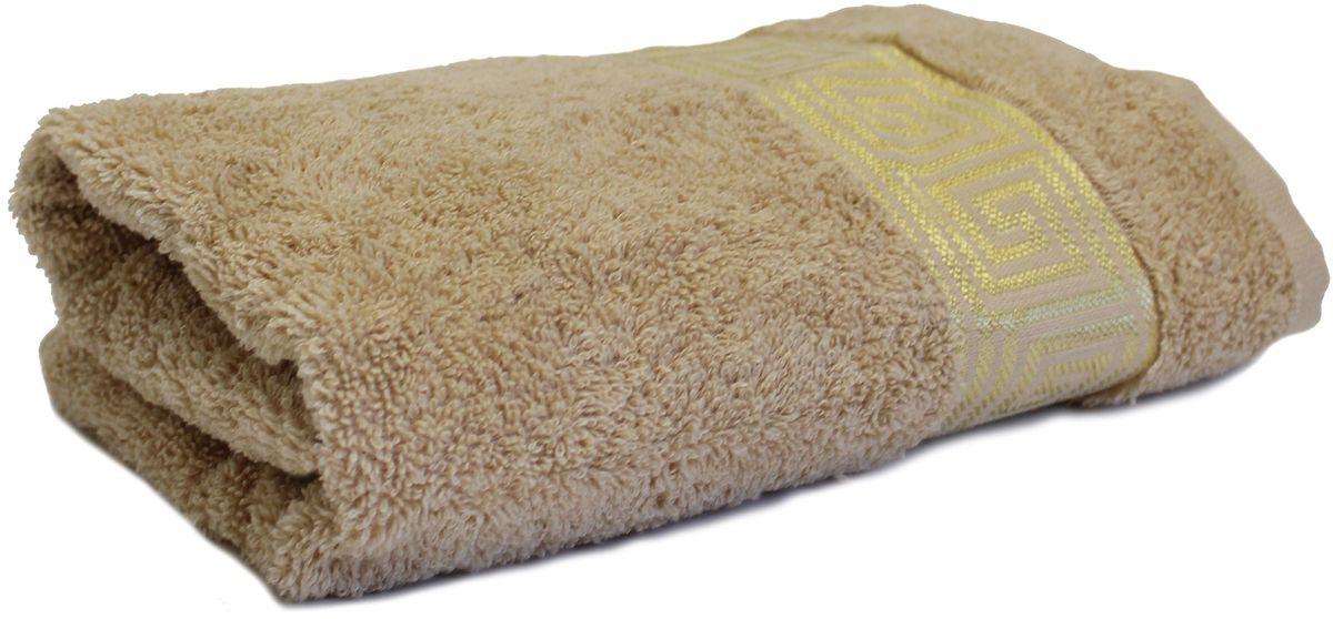 Полотенце Proffi Home Классик, цвет: бежевый, 50 x 100 см68/5/1Мягкое махровое полотенце Proffi Home Классик отлично впитывает влагу и быстро сохнет, приятно в него завернуться после принятия ванны или посещения сауны. Поэтому данное махровое полотенце можно использовать в качестве душевого, банного или пляжного полотенца.Состав: 100% хлопок.
