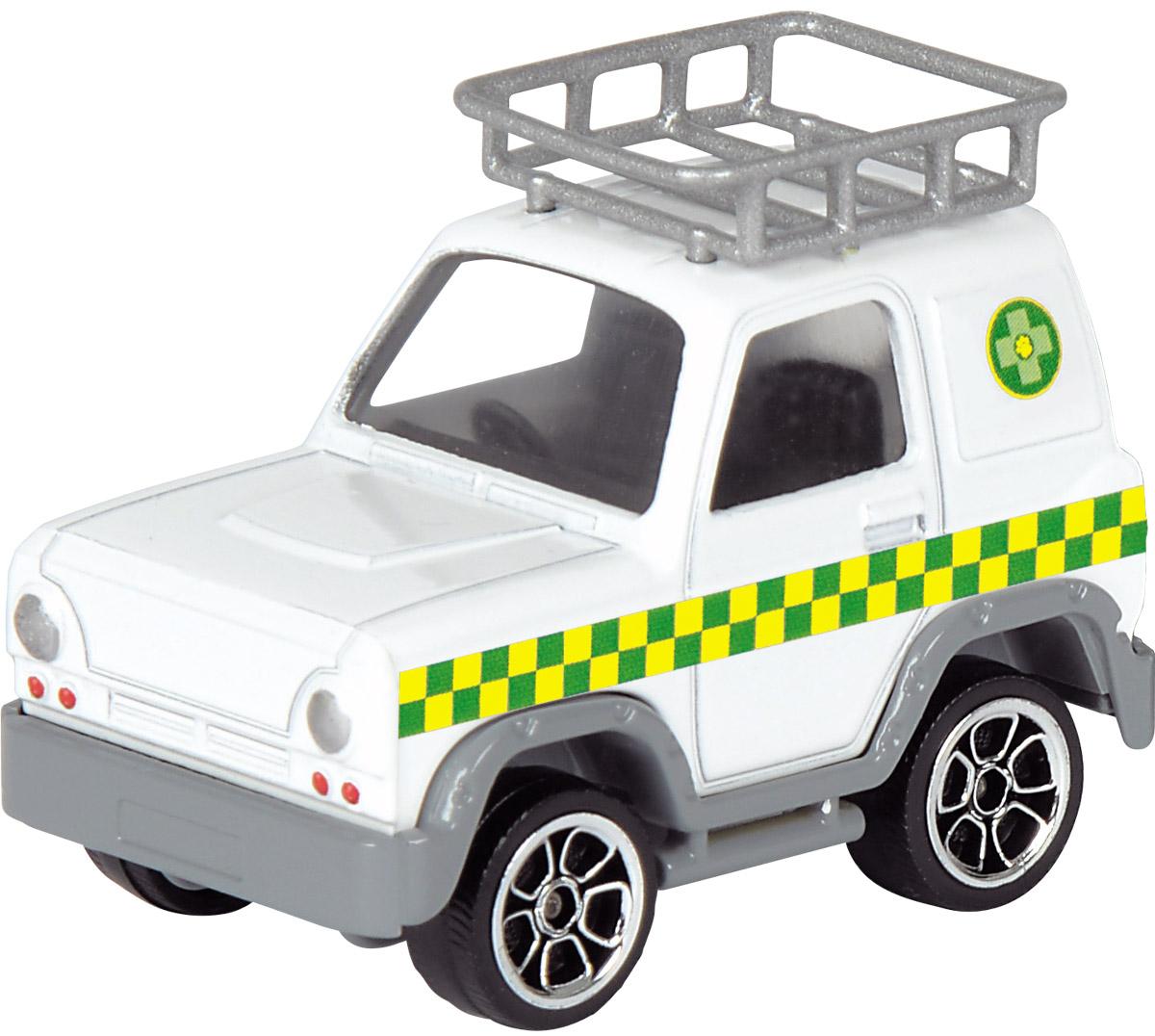 Dickie Toys Пожарная машинка Vet 4 х 4 dickie toys dickie toys фрикционный джип 4 х 4 hill roader красный