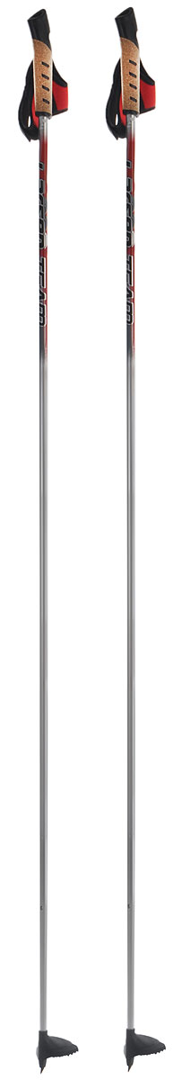 Палки лыжные Larsen  Team , алюминиевые, длина 160 см - Беговые лыжи