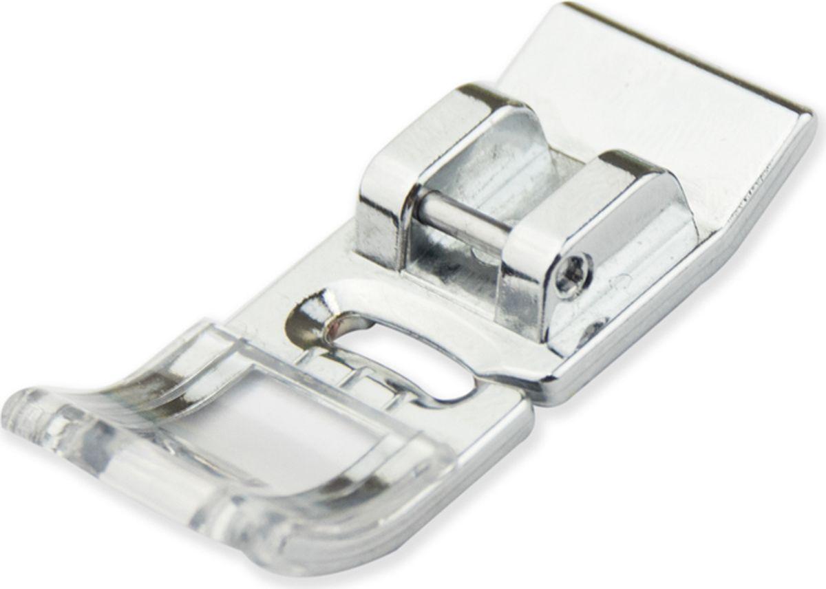 Лапка для швейной машины Aurora, для пришивания лент и тесьмыAU-158Лапка для швейной машины Aurora используется для пришивания атласных лент, узких тесемок шириной до 5 мм (инструкция прилагается). Подходит для большинства современных бытовых швейных машин.