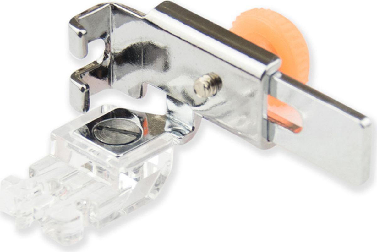Лапка для швейной машины Aurora, для потайной молнии с винтомSM 10-09Лапка используется для пришивания потайной молнии (инструкция прилагается). Подходит для большинства современных бытовых швейных машин.