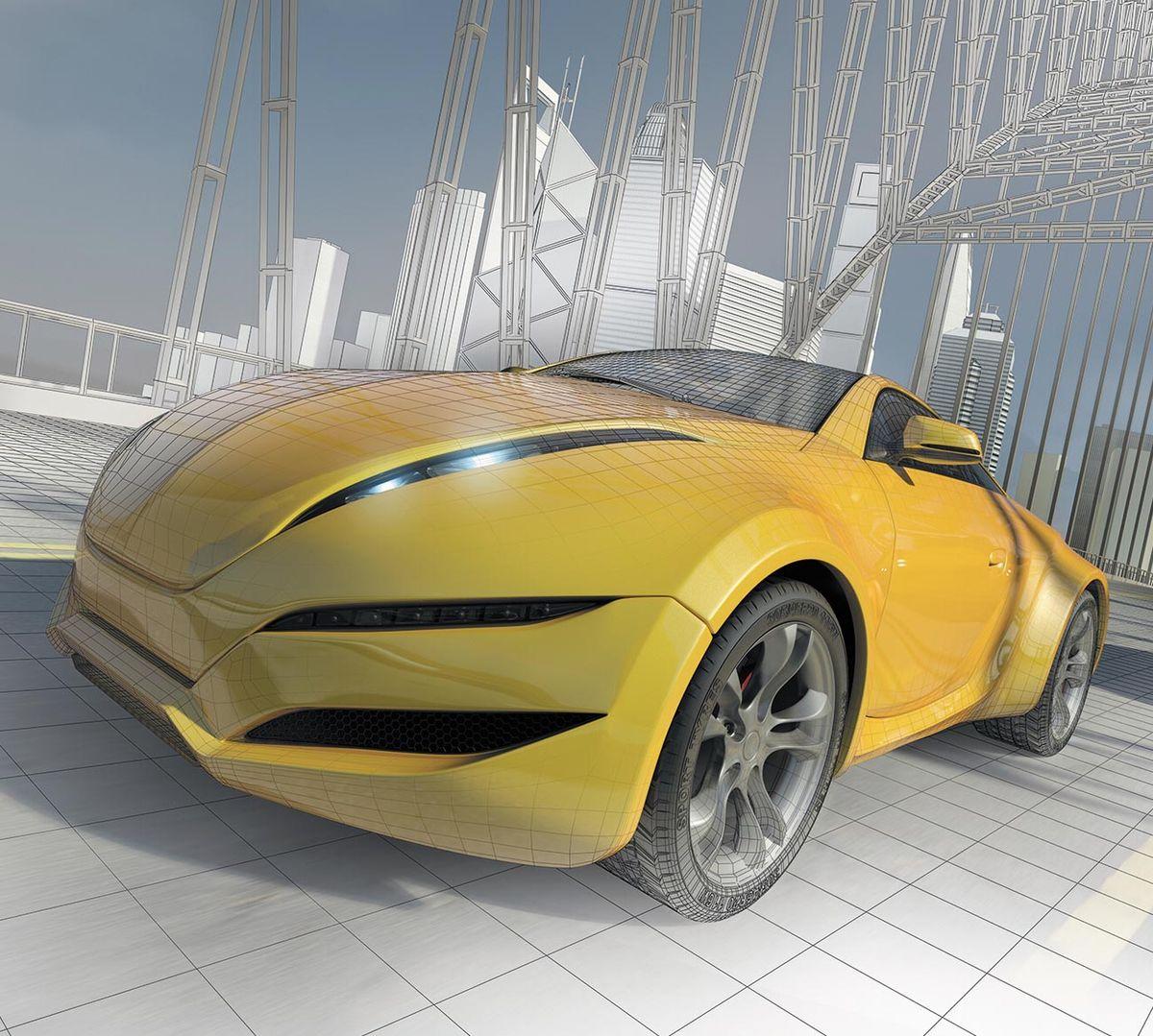 Фотообои Milan Скорость. Желтая машина, текстурные, 300 х 270 см. M 321m 321Виниловые обои горячего тиснения на флизелиновой основе MILAN — дизайнерская коллекция фотообоев и фотопанно европейского качества, созданная на основе последних тенденций в мире интерьерной моды. Еще вчера эти тренды демонстрировались на подиумах