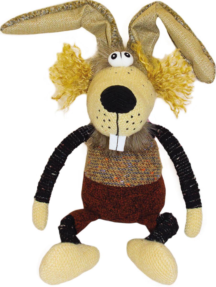 Gulliver Мягкая игрушка Кролик Робин 19 см