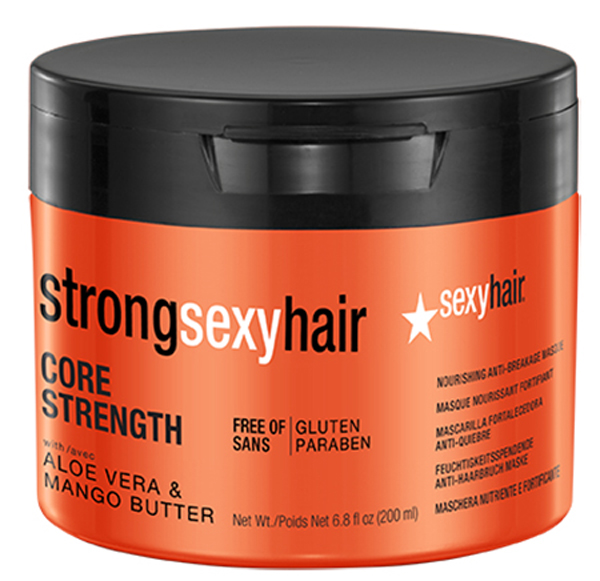 Sexy Hair Маска восстанавливающая для прочности волос Strong, 200 мл5474Интенсивно питает и увлажняет, восстанавливает гидролипидный баланс структуры волос. Возвращает волосам силу и прочность, делает их более мягкими и управляемыми. Защищает от повседневных повреждений. Используйте один раз в неделю для максимального восстановления структуры волос.