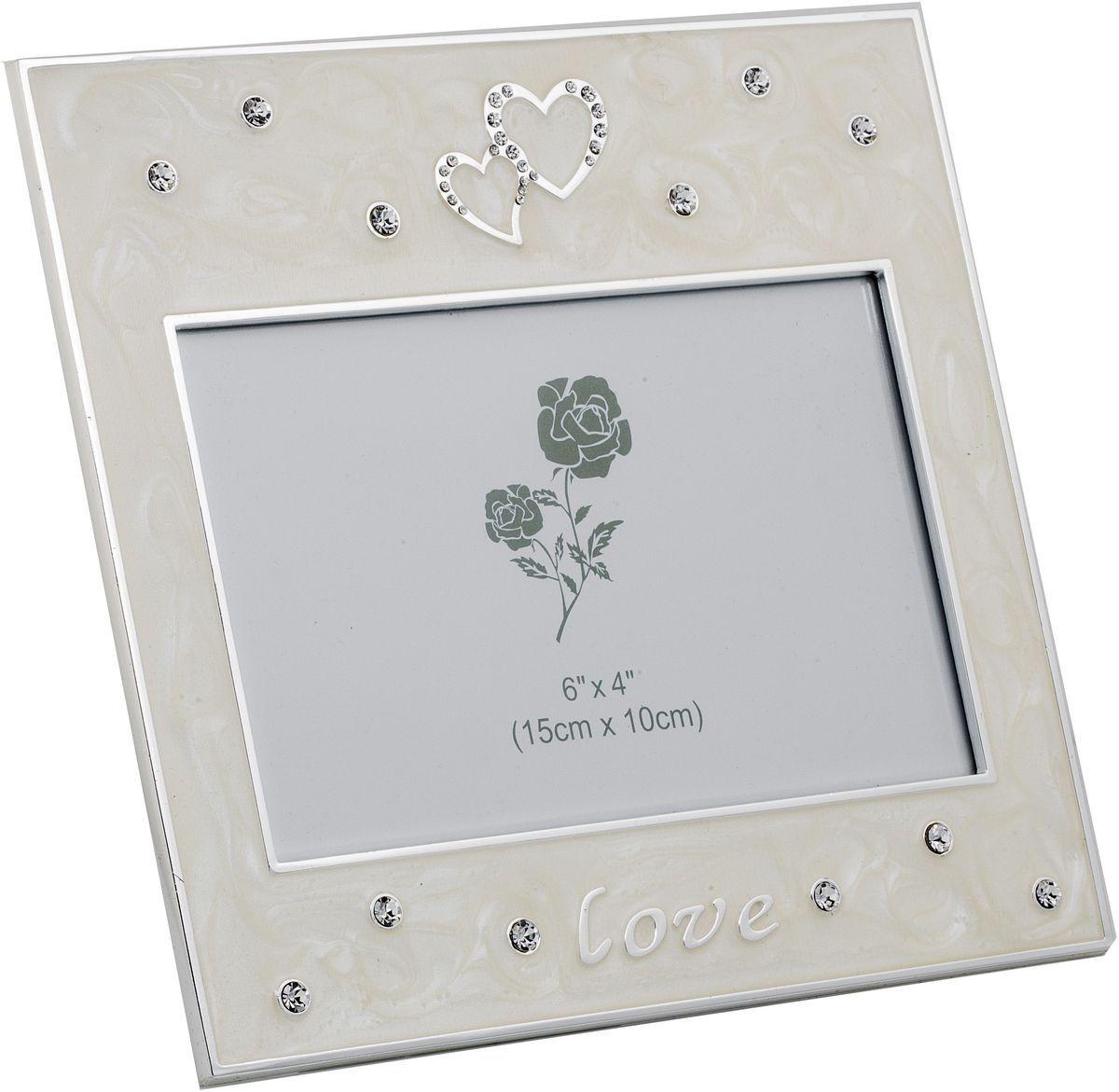 Фоторамка Platinum Love, 10 х 15 см. PF1417-4 фоторамка птица 10 x 15 см 25808