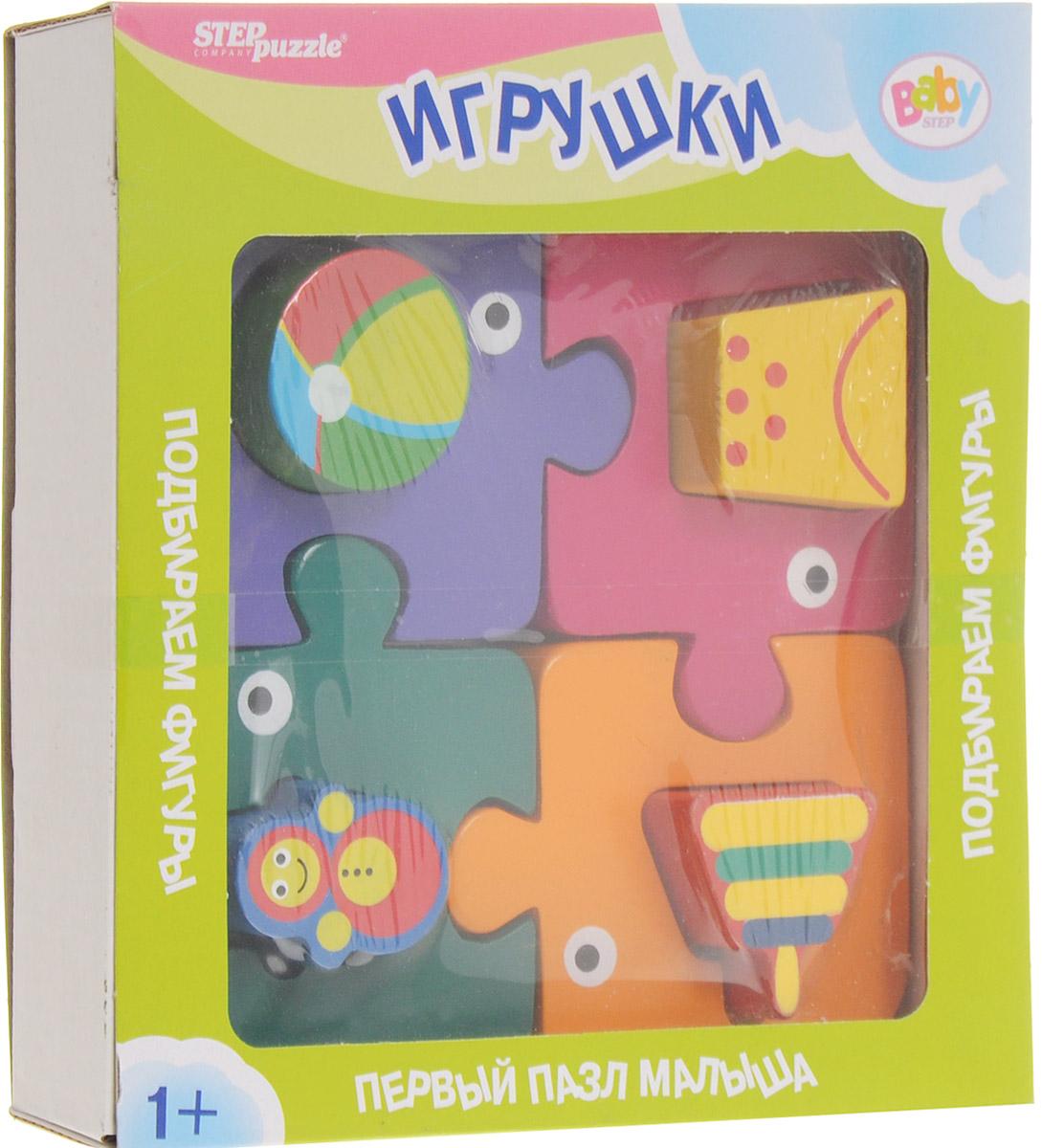 Step Puzzle Пазл для малышей Игрушки step puzzle пазл для малышей fisher price 91224