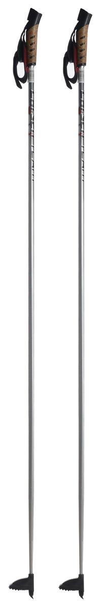 Палки лыжные Larsen Team, алюминиевые, длина 165 см221856-165Спортивные палки Larsen Team - это превосходный выбор для любителей активного катания на лыжах. Модель выполнена из легкого алюминия. Рукоятка выполнена из синтетической пробки и полипропилена, она имеет удобный хват, рука не мерзнет и не скользит по ручке. Гоночный темляк с конструкцией капкан удобно надевается и надежно поддерживает кисть. Облегченная лапка с твердосплавным наконечником не проваливается в снег.Спортивные палки подойдут как начинающим лыжникам, так и опытным спортсменам.Длина палок: 165 см.