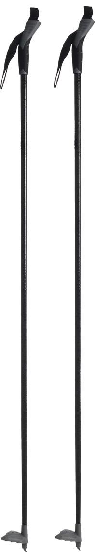 Палки лыжные Larsen Temp, длина 125 смNN75 KidsчКачественные лыжные палки Larsen Temp отлично подойдут для прогулочного катания. Модель выполнена из стекловолокна. Полиуретановая рукоятка имеет удобный хват, благодаря которому рука не мерзнет и не скользит. Темляк-стропа удобно надевается и надежно поддерживает кисть. Большая пластиковая лапка с твердосплавным наконечником не проваливается в снег.Спортивные палки подойдут как начинающим лыжникам, так и опытным спортсменам.Длина палок: 125 см.