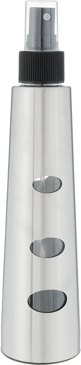 Распылитель уксуса Kesper1390-3Распылитель для уксуса Kesper изготовлен из прочного прозрачного пластика и нержавеющей стали. Специальные отверстия в корпусе позволяют видеть количество содержимого. Изделие снабжено специальным дозатором-разбрызгивателем, благодаря которому можно контролировать количество уксуса. Распылитель легок в использовании. Идеален для приготовления салатов. Он будет отлично смотреться на вашей кухне.