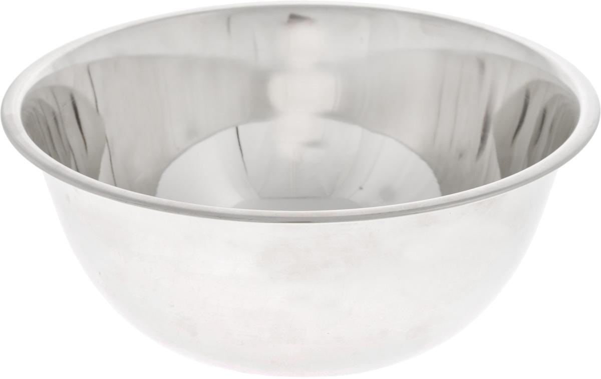 Миска SSW, диаметр 28 см54 009312Миска SSW выполнена из высококачественной нержавеющей стали. С наружной стороны изделие имеет матовую поверхность, а с внутренней – блестящую зеркальную. Миска отлично подойдет для взбивания яиц, смешивания различных ингредиентов.Диаметр миски: 28 см.Высота стенки: 12,5 см.