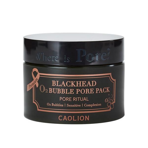 Caolion Кислородная маска для очищения пор Blackhead O2 Bubble Pore Pack 50гFS-00897Деликатная формула, образующая на коже микро-пузырьки кислорода, нежно очищает поры, удаляя омертвевшие клетки кожи, увлажняя и смягчая. Натуральная минеральная вода, используемая в качестве базы средства, способствует глубокому проникновению компонентов в кожу, позволяя добиться максимального очищающего и увлажняющего эффекта. Идеальный уход даже для самой чувствительной кожи. Гиалуроновая кислота, комплекс масел и экстрактов растений и фруктов заботятся о поддержании кожи чистой, увлажненной и здоровой.