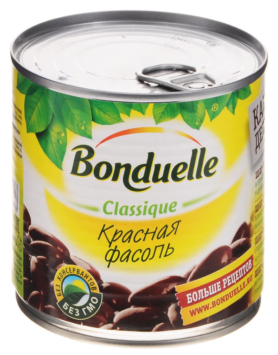 Bonduelle красная фасоль, 400 г0120710Красная фасоль приготовлена по классической технологии в оригинальной пряной заливке с добавлением паприки, белого перца и чеснока. Такой ингредиент обогатит вкус и добавит легкую пикантность горячим блюдам, станет прекрасным дополнением к супам и гарнирам.Уважаемые клиенты! Обращаем ваше внимание, что полный перечень состава продукта представлен на дополнительном изображении.
