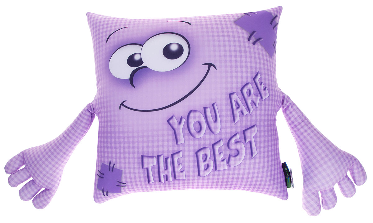 Maxi Toys Подушка с ручками You Are The Best