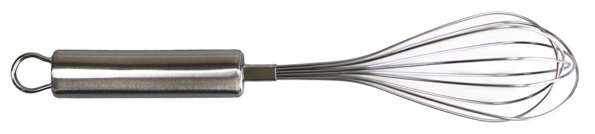 Венчик Vetta Альфа882046Венчик - незаменимое кухонное приспособление для приготовления теста, соусов, крема, мусса и других продуктов. Удобная, эргономичная ручка.