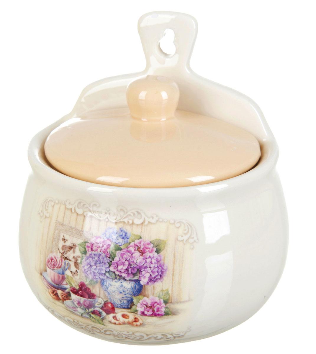 Солонка Polystar Sweet Home, 500 мл4630003364517Оригинальная солонка Sweet Home изготовлена из высококачественной керамики. Изделие имеет отверстие для подвешивания. Солонка Polystar Sweet Home украсит любую кухню и подчеркнет прекрасный вкус хозяина.Объем: 500 мл.