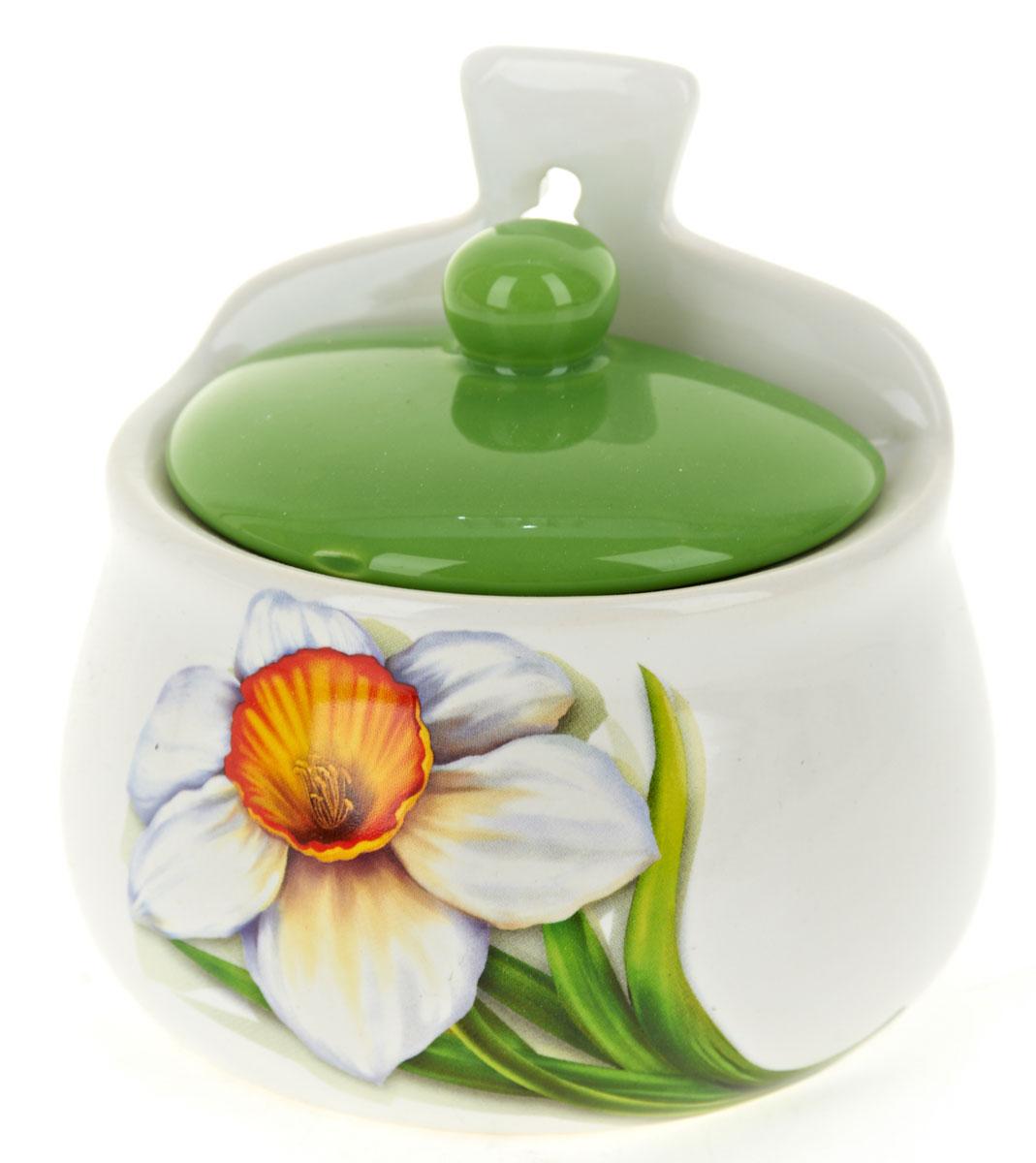 Солонка Polystar НарциссLU-1853Оригинальная солонка Нарцисс изготовлена из высококачественной керамики. Изделие имеет отверстие для подвешивания. Солонка украсит любую кухню и подчеркнет прекрасный вкус хозяина.