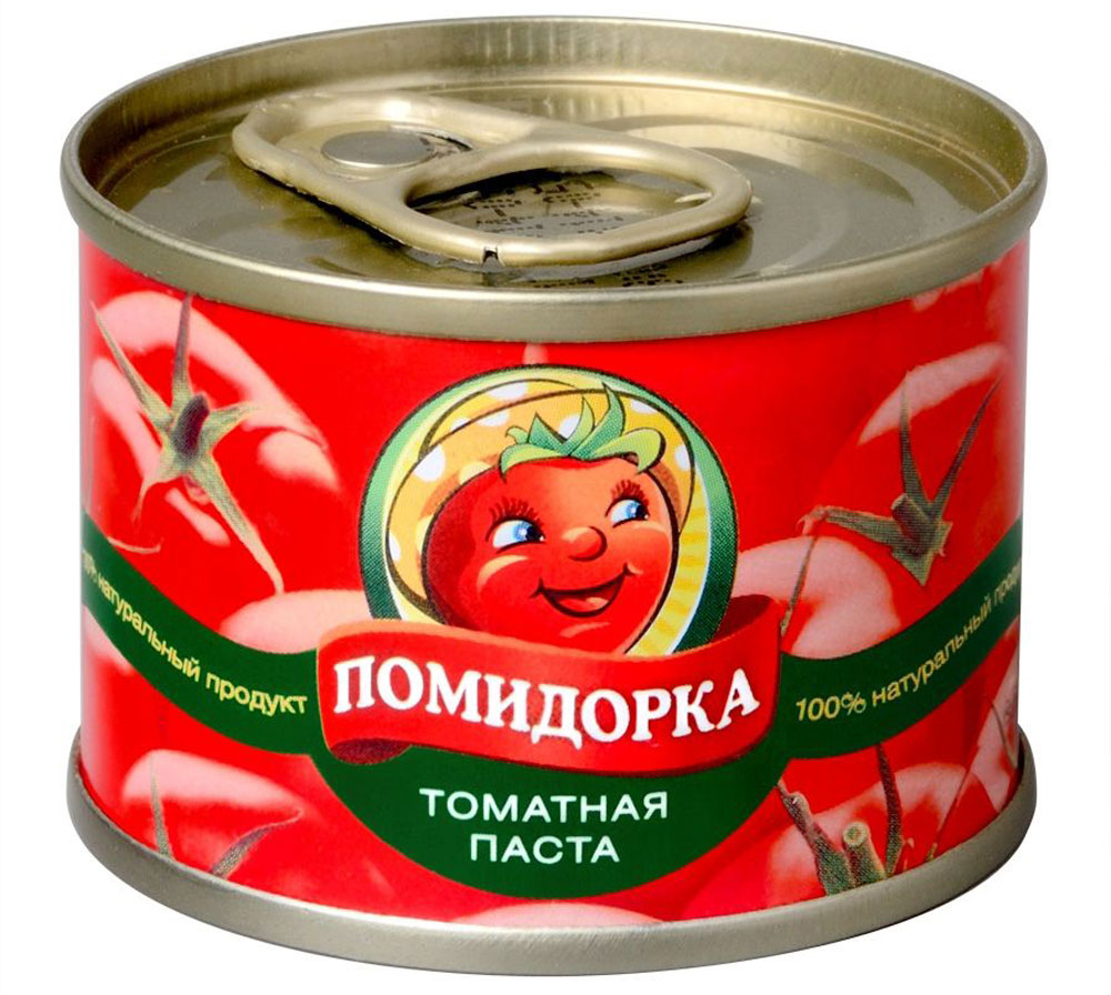 Помидорка Томатная паста, 70 г